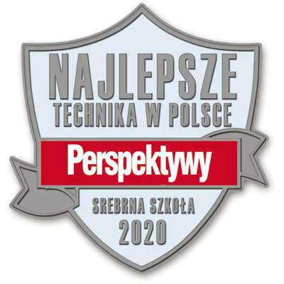 Srebrna tarcza: Najlepsze Technika w Polsce